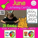 June/Summer Listening Center