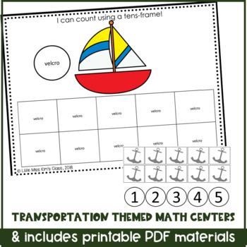June / Transportation Math Centers