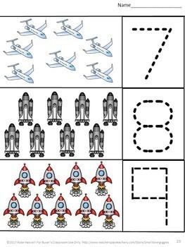 June Cut and Paste Special Education Fine Motor Skills Kindergarten Autism
