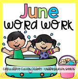 Word Work: June