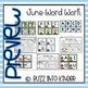 June Word Work for Kindergarten