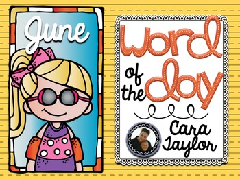 June Word of the Day