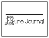 June Word of the Day Sight Word Journal