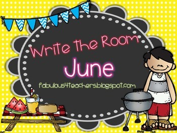 June Write the Room
