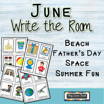 June Write the Room Bundle