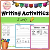 June Writing Activities