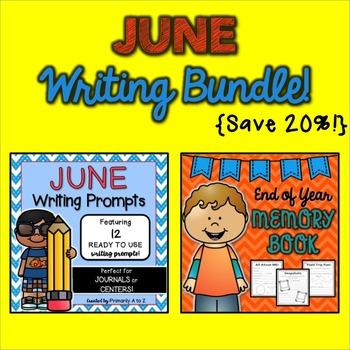 June Writing BUNDLE