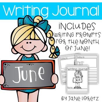 June Writing Journal
