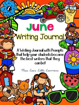 June Writing Journal