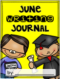 June Writing Journal {3 different levels}