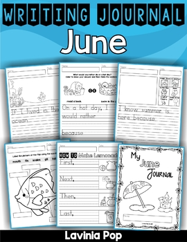 June Writing Journal Prompts