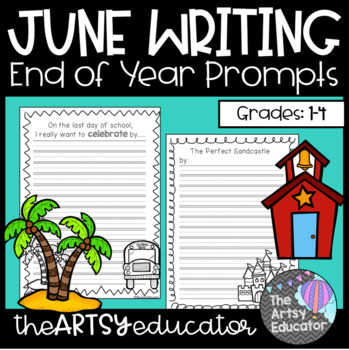 June Writing Prompts!