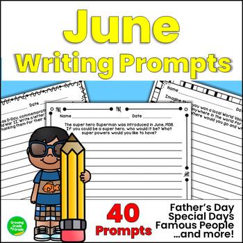 June Writing Super Pack