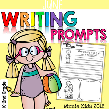 June  Writing and Picture Prompts