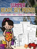 Summer Printable Pack