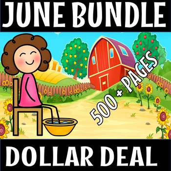 June growing bundle