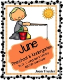 DISTANCE LEARNING: June is for Preschoolers (PreK & Kdg)