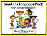 June/July Language Pack for Smartboard