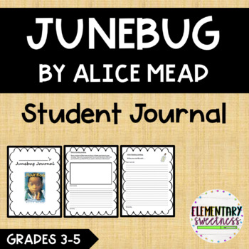 Junebug By Alice Mead Student Journal