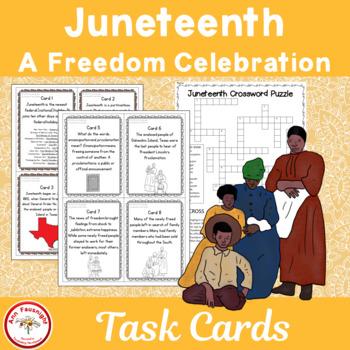 Juneteenth A Freedom Celebration Scavenger Hunt