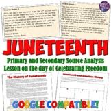 Juneteenth Lesson