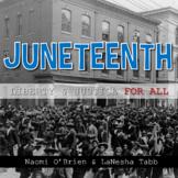 Juneteenth eBook and Activities