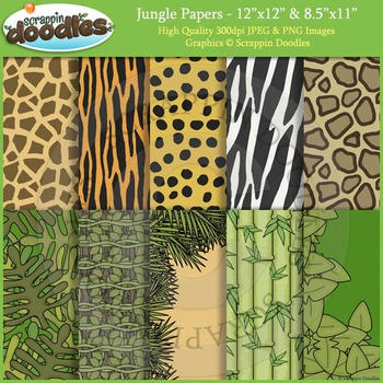 Jungle Backgrounds
