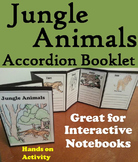 Jungle Animals Activity