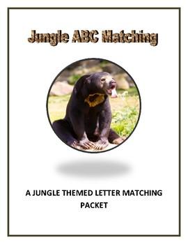 Jungle ABC Matching