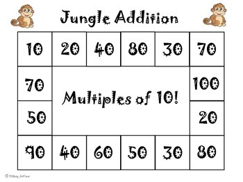 Jungle Addition
