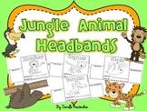 Jungle Animal Headbands