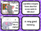 IDIOM TASK CARDS Jungle Animal Idioms Idioms Activity Literacy Center Games