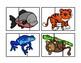 Jungle Animal Puzzle Cards
