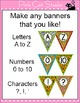 Jungle Theme Bunting Banner - Wild Animals Theme