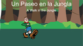 Jungle Animals in Spanish