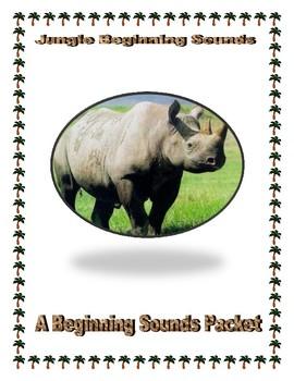 Jungle Beginning Sounds