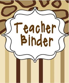 Jungle Binder Bundle