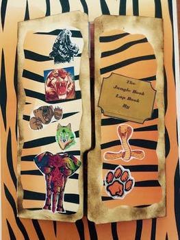 Jungle Book Lap Book