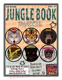 Jungle Book - Math Problem Solving – 1st Grade
