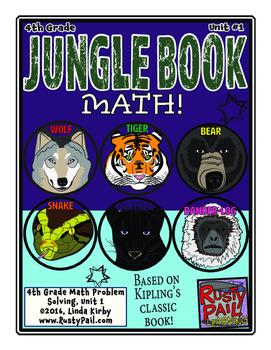 Jungle Book - Math Problem Solving – 4th Grade
