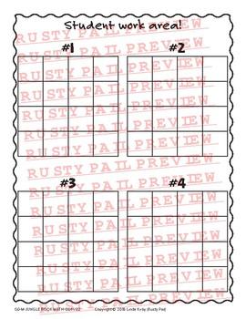 Jungle Book - Math Problem Solving – Kindergarten