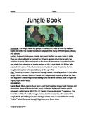 Jungle Book - Rudyard Kipling - History of the book, facts