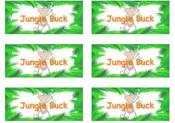 Jungle Bucks - Behavior Management System