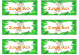 Jungle Bucks - Behavior Management System