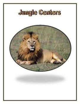 Jungle Center Anchor Charts