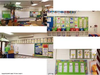 Jungle Classroom Posters