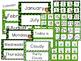 Jungle Classroom Theme Decor - EDITABLE!