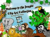 Jungle Clip Art Collection