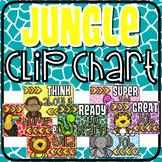Jungle Clip Chart