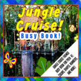 Busy Book: Jungle Cruise-Themed